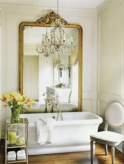 Peggy fritz sumptuous bathrooms Empire bathrooms